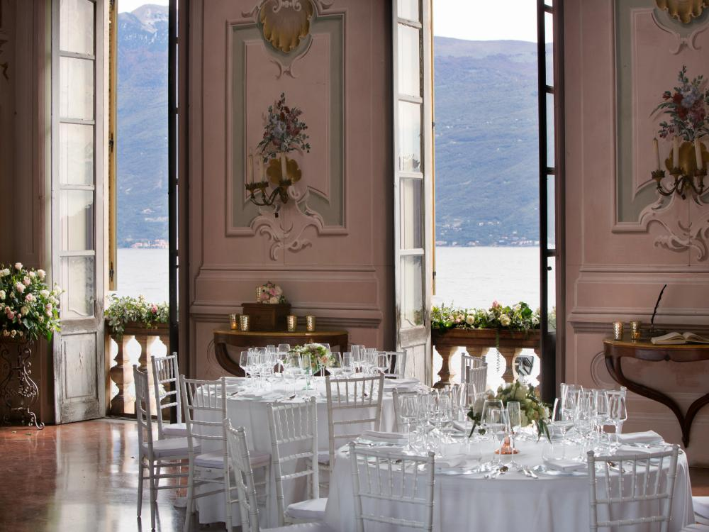 Catering - Villa Bettoni 3 ©Chiara Cadeddu Photo