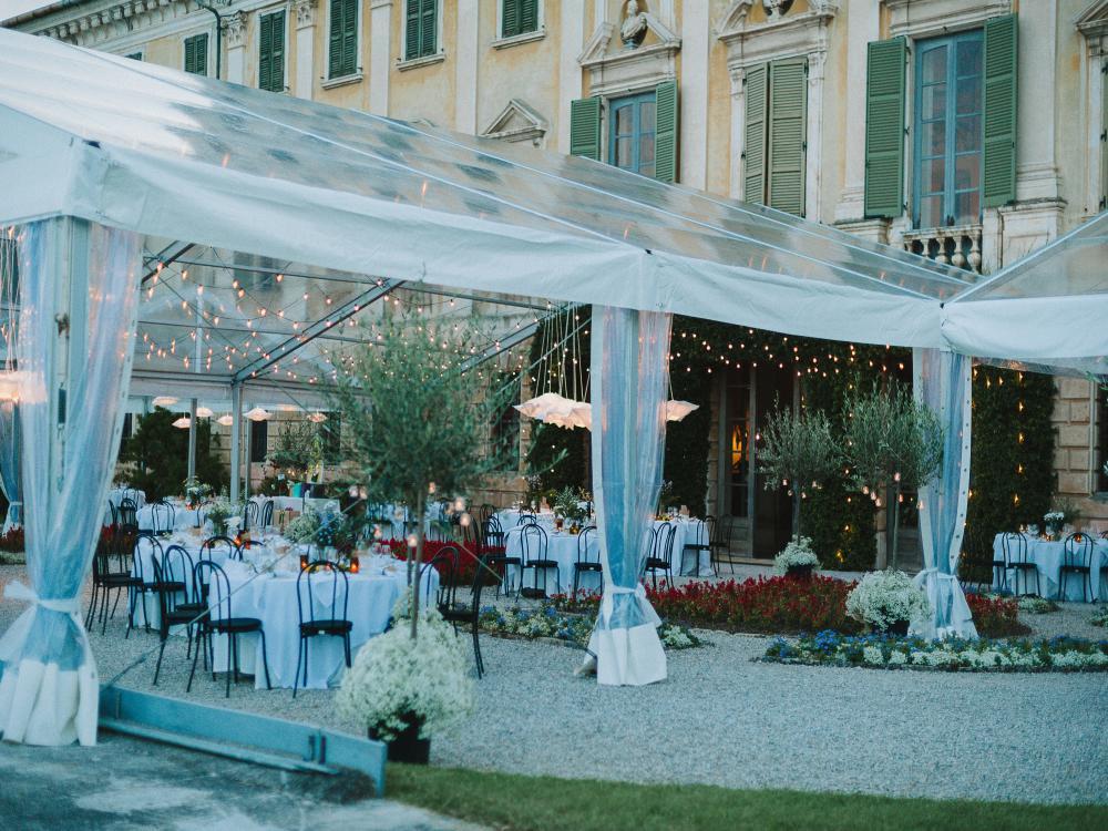 Catering - Villa Bettoni 5
