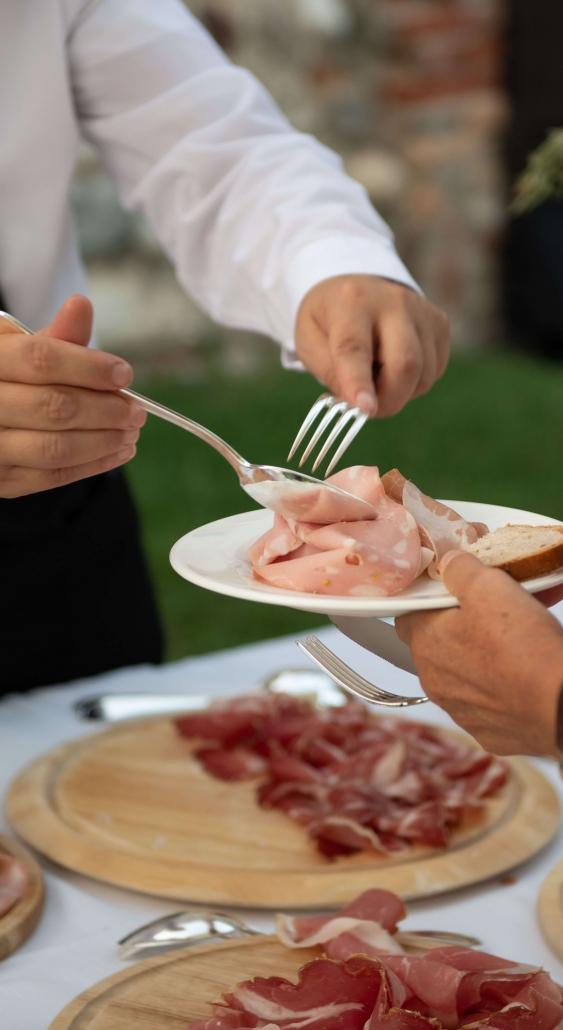 buffet aperitivo ©Movida Wedding
