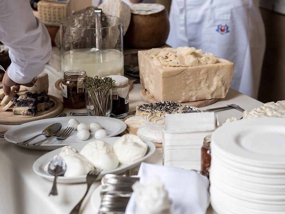 buffet aziende ©Inlimbo Weddings
