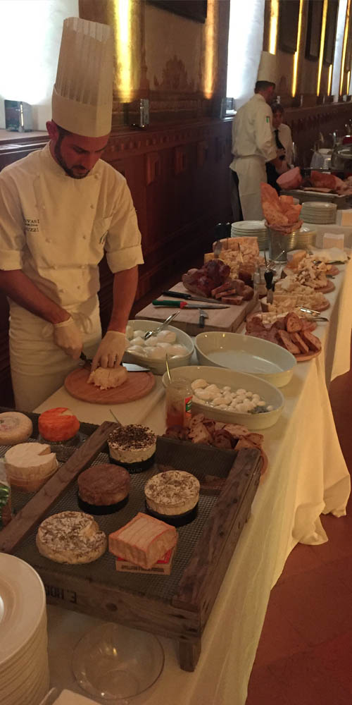 buffet compleanno 1