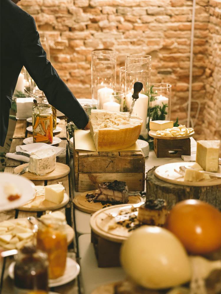buffet padovani benuzzi