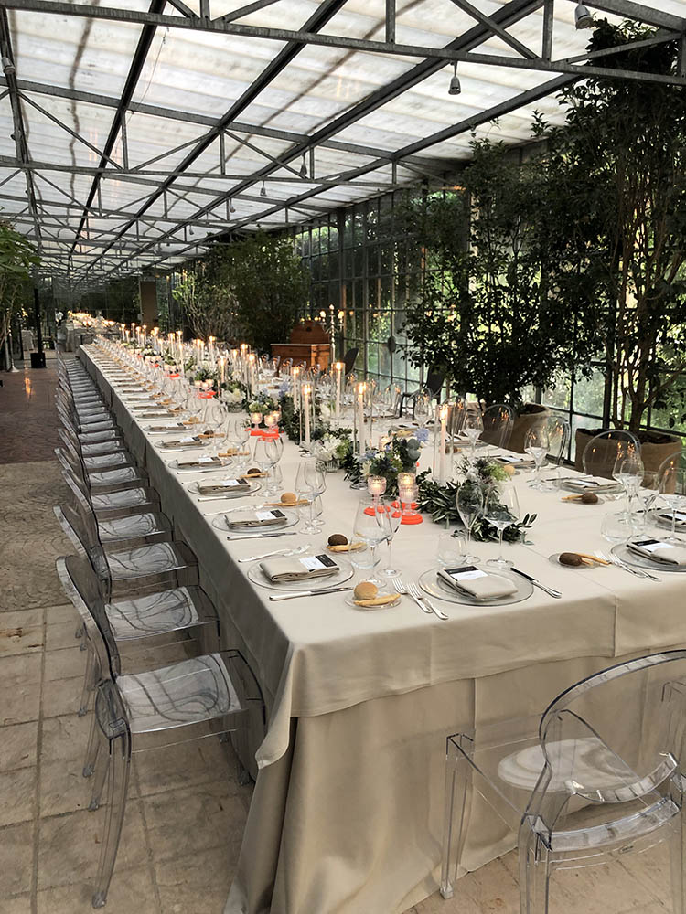 cena gala azienda