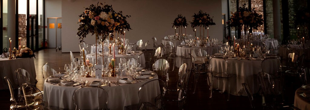 cena matrimonio rocca ©Eugenio Luti