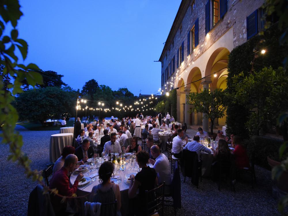 Catering - Palazzo Monti della Corte 1