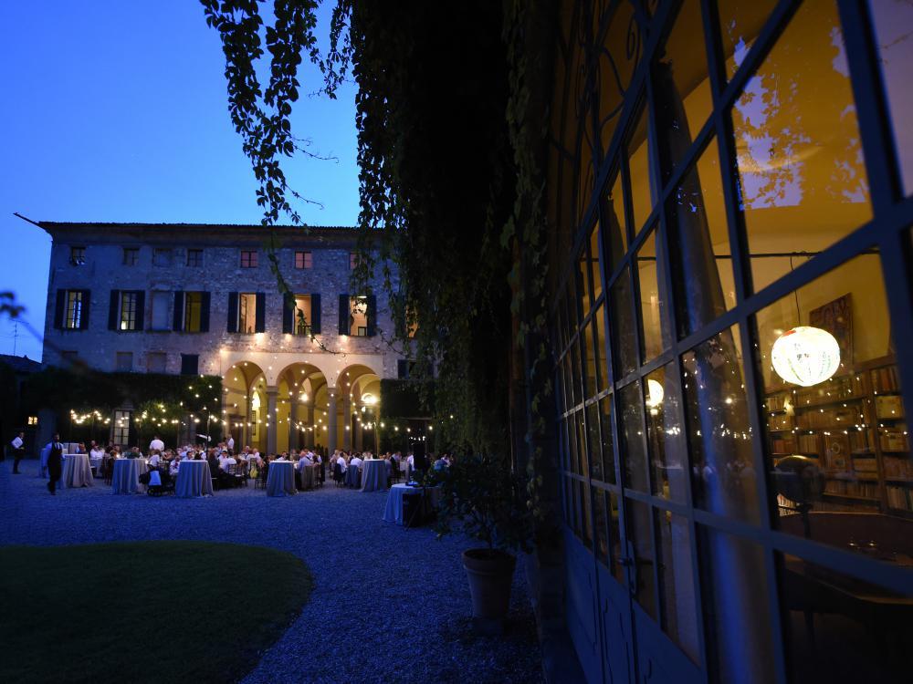 Catering - Palazzo Monti della Corte 2