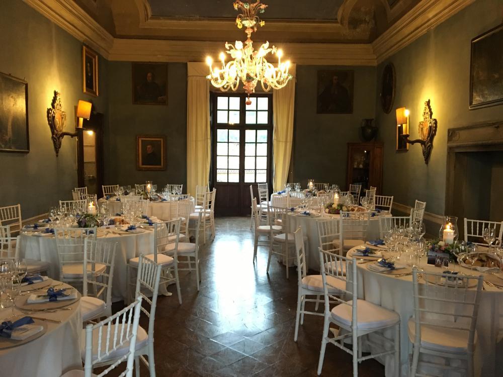 Catering - Palazzo Monti della Corte 5