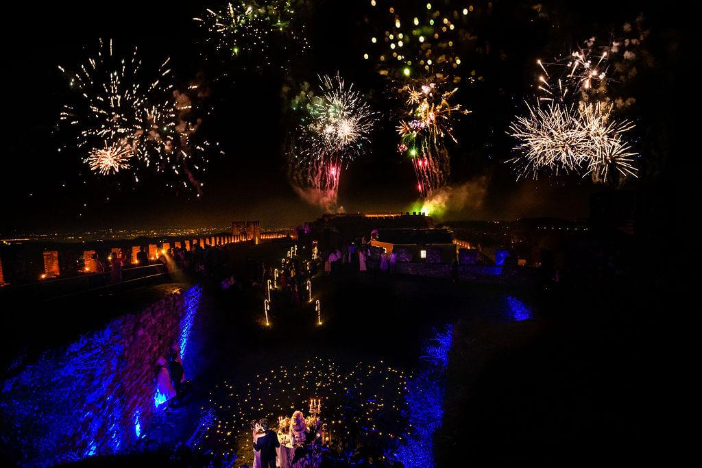 fuochi artificio rocca ©Eugenio Luti