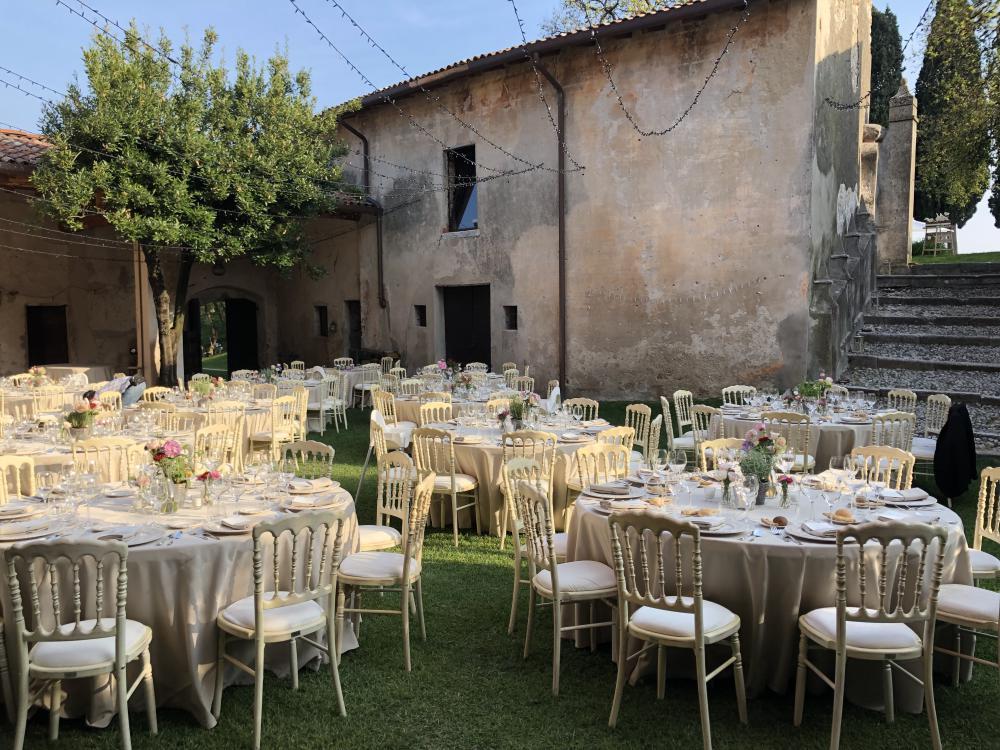 Catering - Villa Leonesio 2