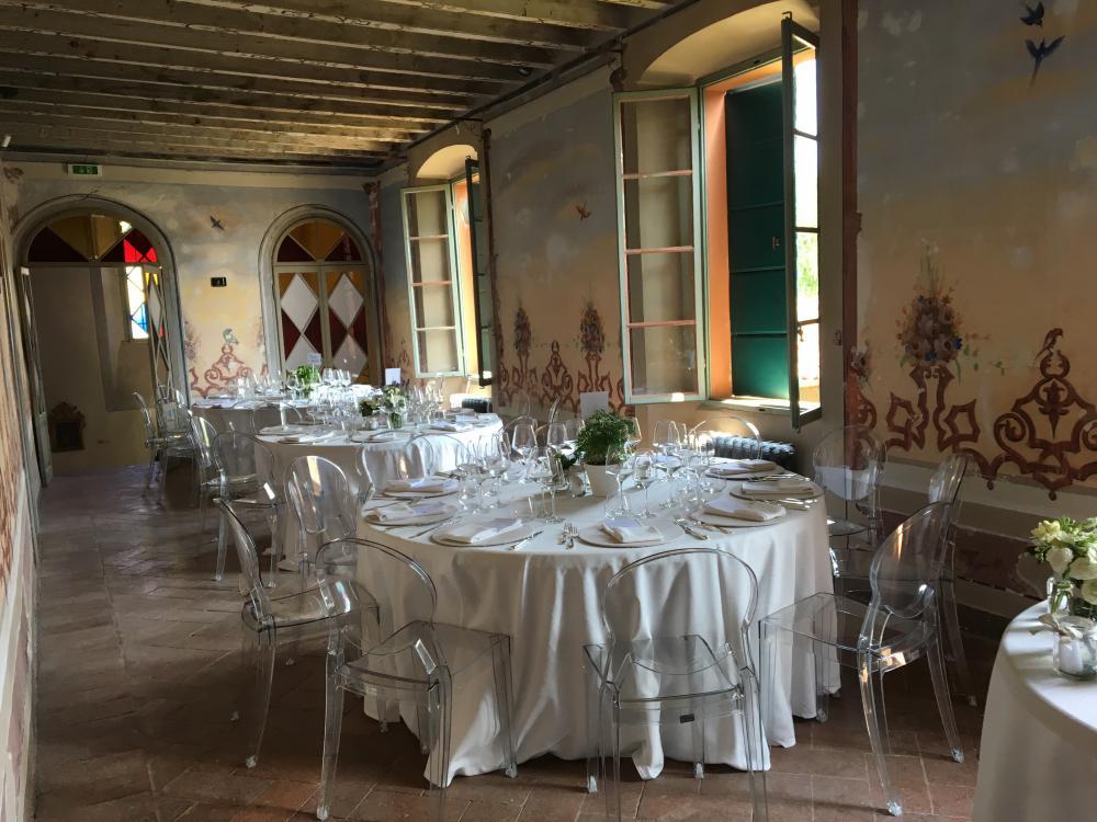 Catering - Villa Leonesio 4 ©Veronica Masserdotti