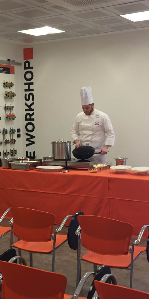 live show cooking aziende