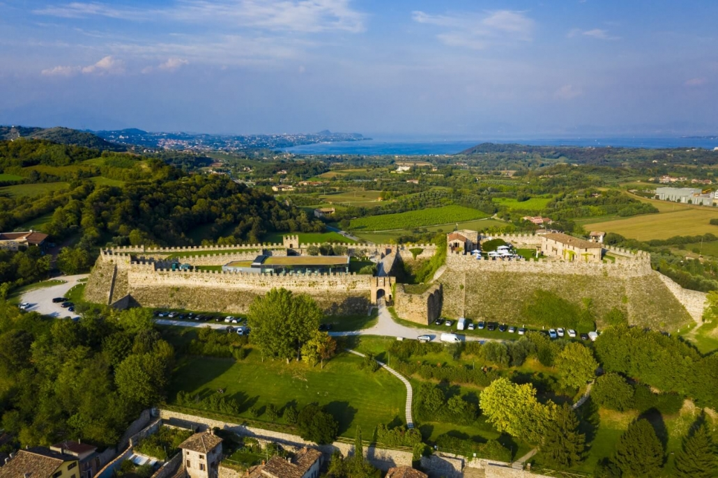 panorama rocca lonato ©Movida Wedding