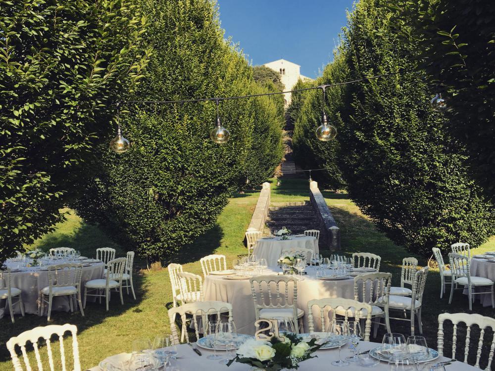 Catering - Palazzo Monti della Pieve 1