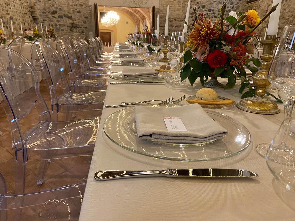 Catering - Palazzo Monti della Pieve 3 ©Federico Rongaroli
