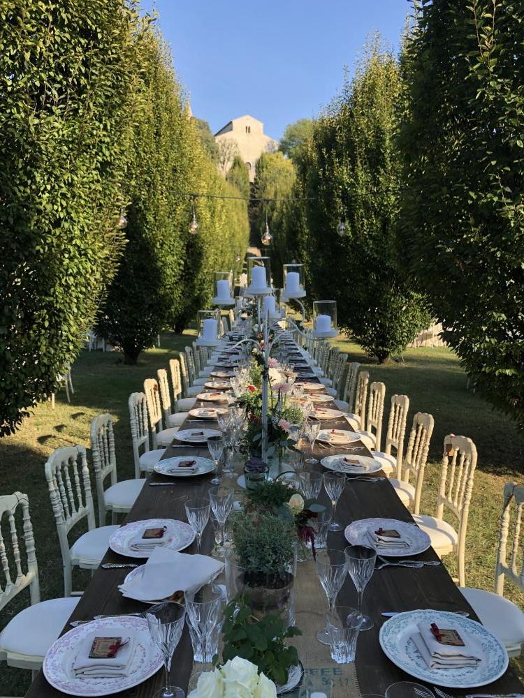Catering - Palazzo Monti della Pieve 4 ©Daniele Maffietti