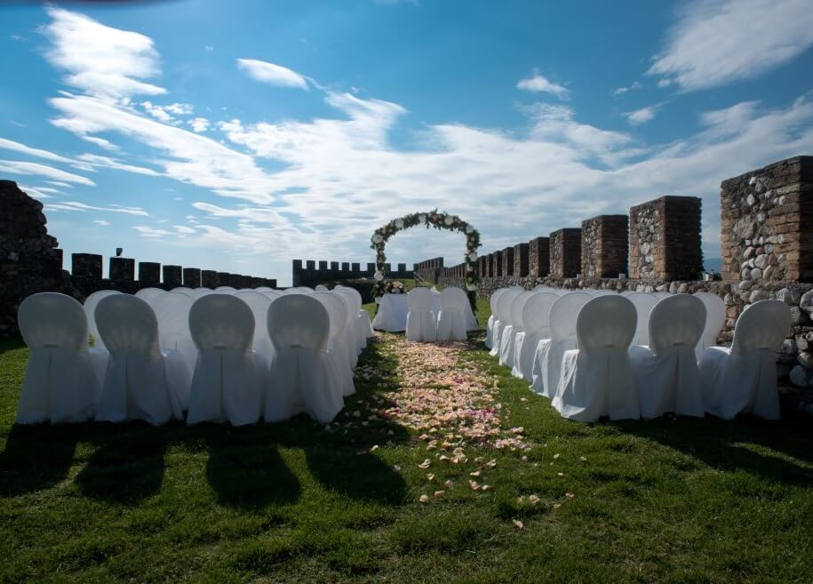 rito civile Rocca Lonato ©Movida Wedding