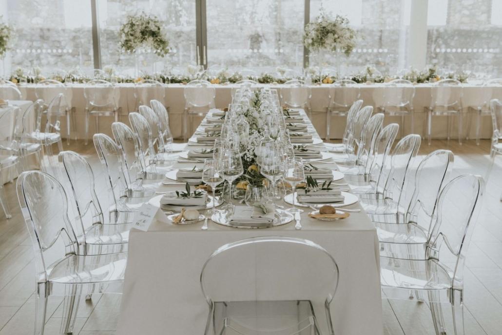 tavola matrimonio rocca ©Letizia Tonolini