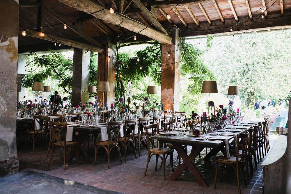 Catering - Palazzo Vecchia 1 ©Laura Stramacchia